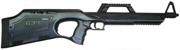 Walther G22 Carbon
